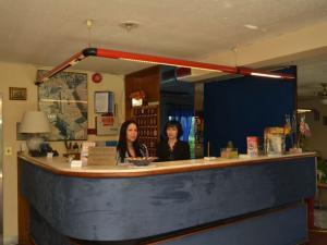 Reception - hotel Astoria