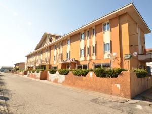 Vista esterna - hotel Astoria