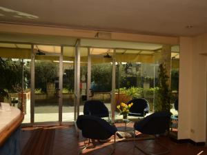 Vista giardino - hotel Astoria