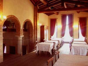 Sala pranzo piano superiore