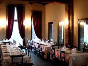 Sala pranzo primo piano