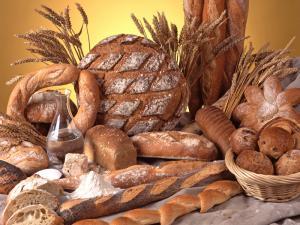 Diverse tipologie di pane