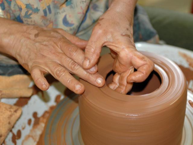 Lavorazione Della Ceramica.Lavorazione Del Gesso E Della Ceramica Nel Grossetano Gli